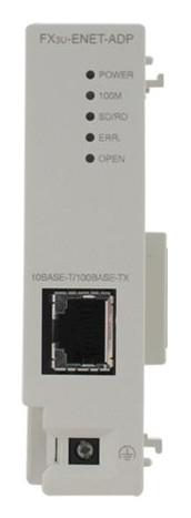 三菱電機FX3U-ENET-ADPEthernetインタフェースブロック