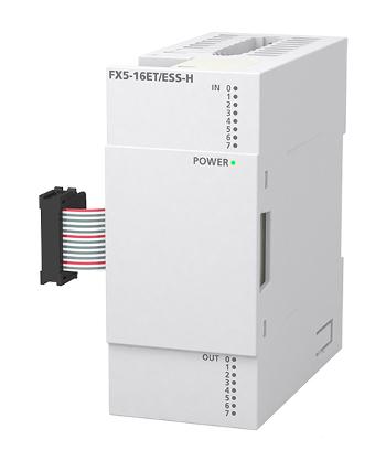 三菱電機FX5-16ET/ESS-HS高速パルス入出力ユニット入力:8点 DC24V シンク/ソース出力:8点 トランジスタ ソース