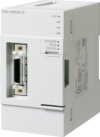 三菱電機FX5-40SSC-Sシンプルモーションユニット制御軸数4軸