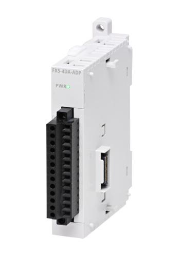 三菱電機FX5-4DA-ADPアナログ出力ユニット4チャンネルアナログ出力