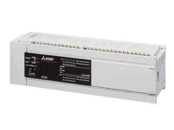三菱電機FX5U-80MR/DSFX5U CPUユニット電源DC24V入力:40点 DC24V シンク/ソース出力:40点 リレー