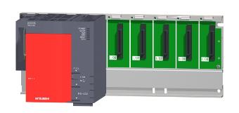 三菱電機Q00UJCPU汎用シーケンサMELSEC-QシリーズユニバーサルモデルQCPU