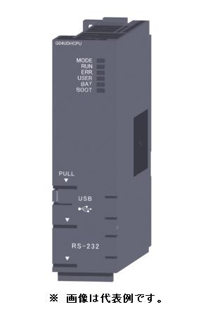 今季一番 三菱電機Q04UDHCPU汎用シーケンサMELSEC-QシリーズユニバーサルモデルQCPU:電材BlueWood-木材・建築資材・設備