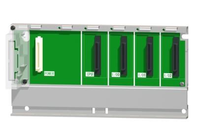 電源ユニット装着要 Q33B 汎用シーケンサMELSEC-Qシリーズ 基本ベースユニット Qシリーズユニット装着用 三菱電機 3スロット