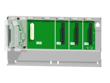 三菱電機Q63B汎用シーケンサMELSEC-Qシリーズ増設ベースユニット3スロット電源ユニット装着要Qシリーズユニット装着用
