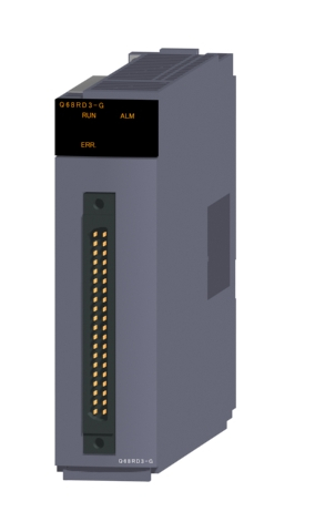 三菱電機Q68RD3-Gチャンネル間絶縁測温抵抗体入力ユニット8チャンネル
