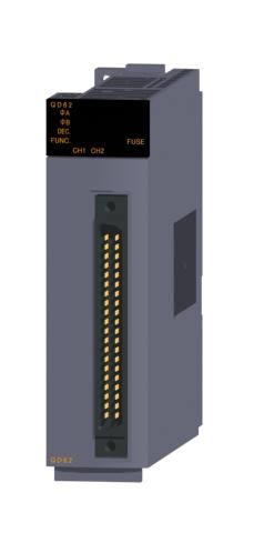 三菱電機QD62高速カウンタユニット