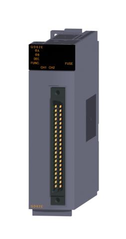 三菱電機QD62E高速カウンタユニット