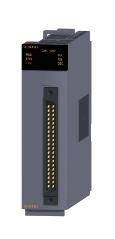 三菱電機QD64D24Mpps対応高速カウンタユニット