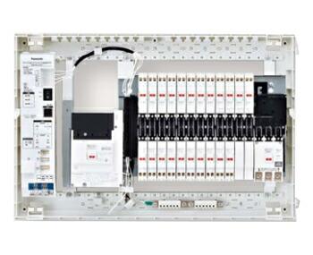 パナソニックBHM85182J分電盤スマートコスモ マルチ通信型リミッタースペース無太陽光発電システム対応主幹50A 分岐18+2回路