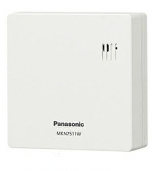 歳末ポイント3倍:パナソニックMKN7511W温湿度センサー屋内用色 クールホワイト