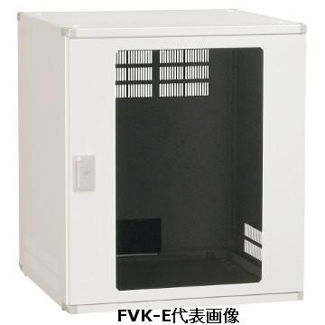 日東工業FVK60-5305Eシステムラック経済型スタンダードタイプW=530 h=500 D=600mmEIA=9U色 ぺールホワイト
