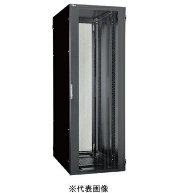 日東工業FSG120-722EKNシステムラック制震ラック ガルテクトW=700 h=2200 D=1217mmEIA=46U色:ぺールホワイト塗装ブラック有別途ご用命ください。