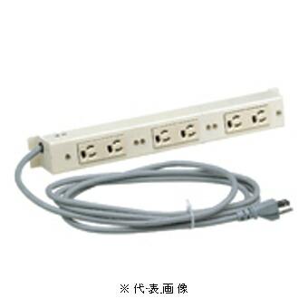 日東工業FS-CP10W左右コンセントバー(RD81)付タイプ10コ口抜止めコンセント(RD81-10N)×2適用機種FS、FSR、FST、FSP、FSA、FSC、FSN、FSB、FSS、FSST、FSV、FSH、FSG、FSNA各シリーズH=1000mm以上