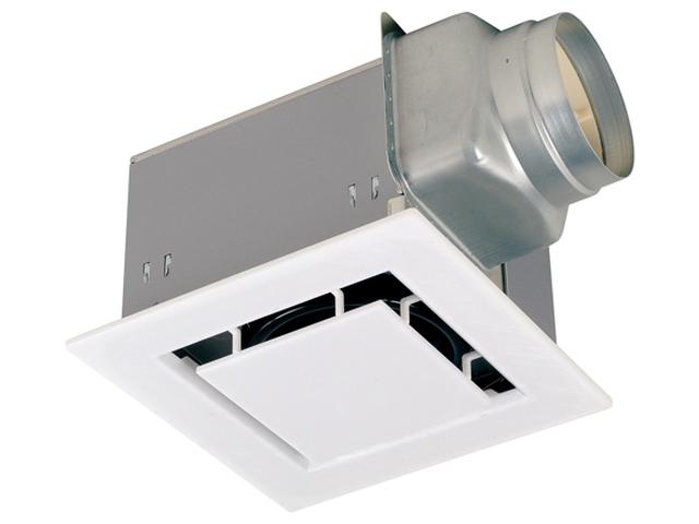 歳末ポイント3倍:在庫処分品 三菱電機 ダクト用換気扇 天井埋込形 居間・事務所・店舗用 低騒音形 スリットインテリアタイプ VD-15ZX10-X