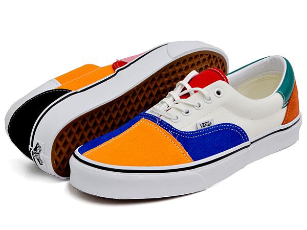 Era Vans Wagons Men White Station Gills Multi Vn0a38frvmf Sneakers Patchwork L534jAqR