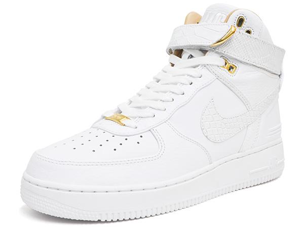 c67f3d9ab1a1e8 Nike sneakers men air force 1 high just Don white   white - white NIKE AIR  FORCE 1 HIGH JUST DON WHITE WHITE-WHITE AO1074-100