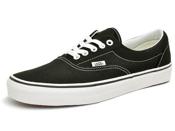 5f45b080119ea5 Vans sneakers men gap Dis gills black   white VANS ERA BLACK WHITE EWZBLK