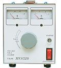 ポータブルボルトスライダー(単相タイプ-電圧電流計付)1.5KVA MVS-1500