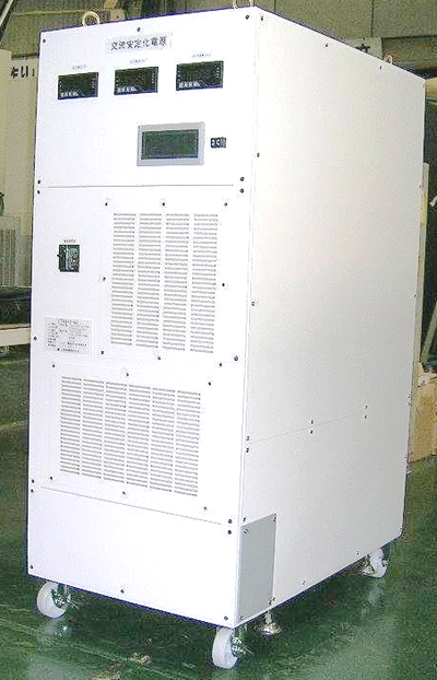 周波数変換器(入出力=三相系)50KVA ETR II-50T-HTZ