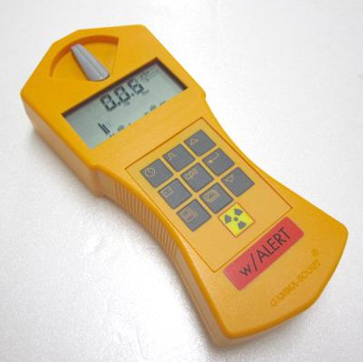 データロッガー機能付放射線測定器(ガイガーカウンター)GAMMA-SCOUT w/ALERT