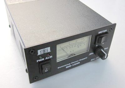 4-16V/25Aアナログ電圧可変式電源 MS-1230MT