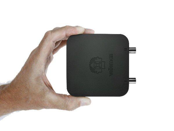 USB PCデジタルオシロスコープ+ファンクションジェネレータ+スペクトラムアナライザー  PCSU200