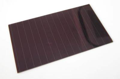 室内事情非晶相太阳能电池5V/47uA SS9757