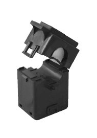 分割型直流電流センサー/PWM・インバーター電流計測用-AC/DC10~200A φ24mm