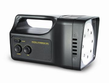 電池タイプ LEDストロボスコープ(100~99999FPM)DT-2199