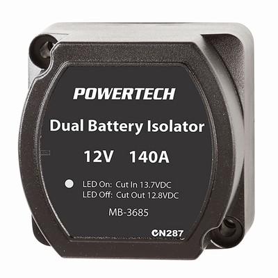デュアルバッテリー充電分離器 MB-3685