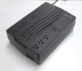 소형 UPS (무정전 전원 공급) 번개 큰 파도 보호 가능 1040SP