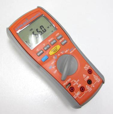 絶縁抵抗計+マルチメーター APPA 607
