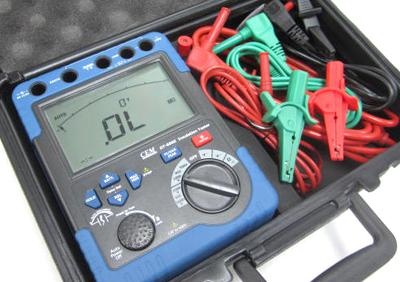 高電圧絶縁抵抗計6605