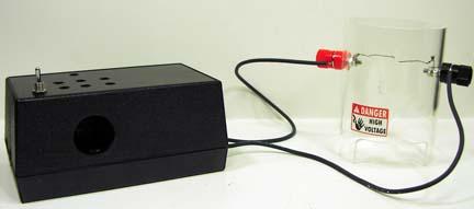 高電圧プラズマアークスピーカ(組立済)PAS-01KCT