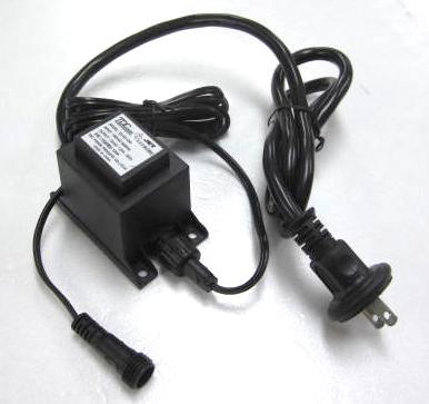 セール ブランド品 屋外用AC ACアダプター12VAC 1.67A