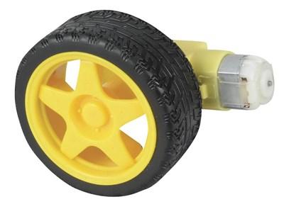 DC齿轮马达+rabauiru YG2900