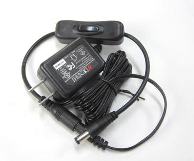 12VDC 1Aスイッチングアダプター12W-on 格安 価格でご提供いたします offスイッチ付 今ダケ送料無料
