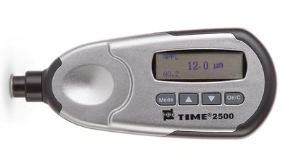 TIME2500(F1) 磁気誘導コーティング膜厚計