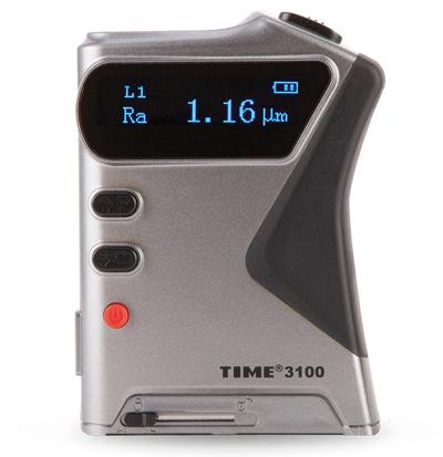 TIME3100 ポータブル表面粗さ計