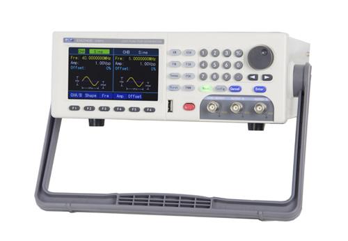 40MHz DDS 2チャンネル ファンクションジェネレーター+周波数カウンター EM2040B