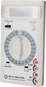 ポケットサイズ オーディオシグナル ジェネレーター Q1542