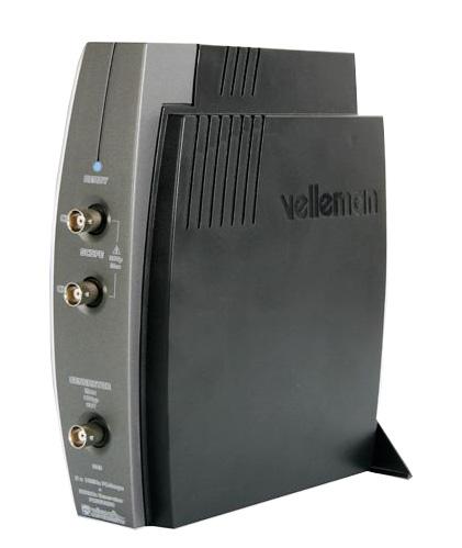 USB PCデジタルオシロスコープ+ファンクションジェネレータ PCSGU250