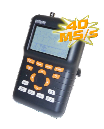 携帯デジタルオシロスコープ(USB接続)HPS50