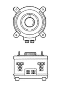 電圧ボルトスライダー 単相100V→0~260V/0.78kVA SS-260-3