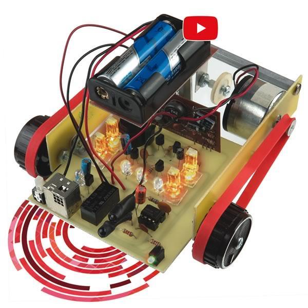特売 IR赤外線ロボット C6761 (組立済)IR赤外線ロボット C6761 (組立済), リノベーションホーム:a3abf6d1 --- zhungdratshang.org