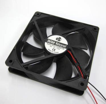 DCファン IP68 防水タイプ120x120x25mmDAW12025M12B 防塵 新生活 ランキングTOP10