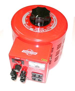 AC電圧スライダー2000VA VAT-2000