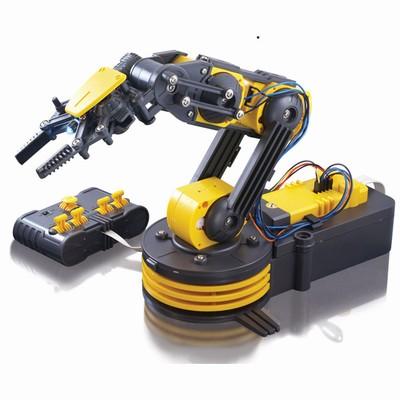 ロボットアーム(ワイヤーコントローラ付)組立済