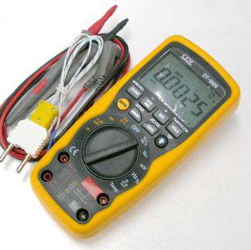 TrueRMS計測マルチメーター9929